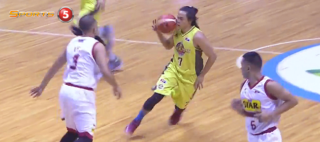 Terrence Romeo's CRAZY Dribbling Skills Against Star (VIDEO)