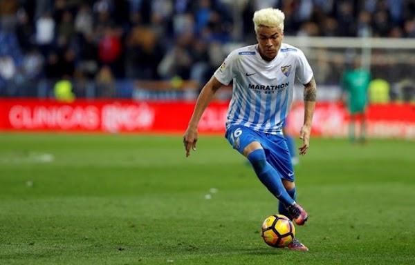 Málaga, Peñaranda será el cuarto delantero