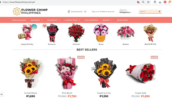 How to Order Flowers Philippines