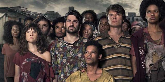 Los Lunes Seriéfilos - 3% - Netflix
