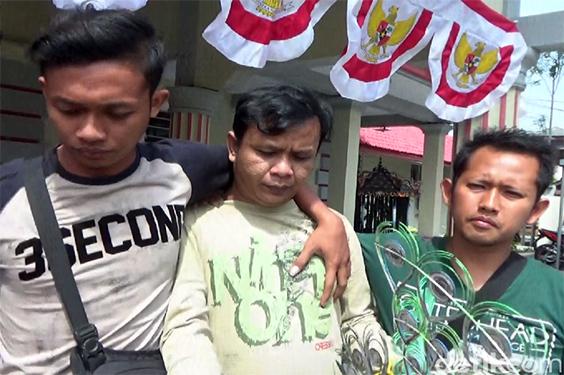 Seorang Napi di Lapas Mojokerto Yang Mendapatkan Remisi Bebas Kemudian Ditangkap Kembali