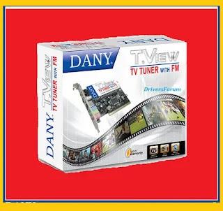Dany PCI TV Card Driver