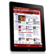 Opera Mini 6 for iPad tablet