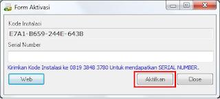 Cara Instal Software Pengelola Toko System OS Windows7
