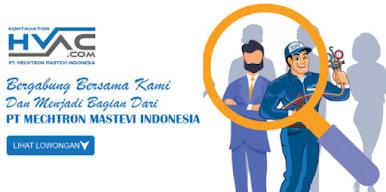 Lowongan Kerja Kotraktor HVAC Medan Penempatan Banda Aceh