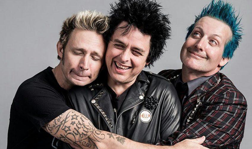 Green Day muestra un vistazo de su nueva canción, 'Here Comes The Shock'