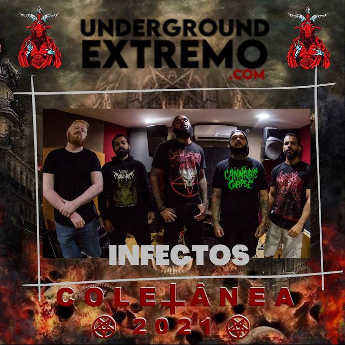 Conheça as Bandas: Coletânea Underground Extremo 2021