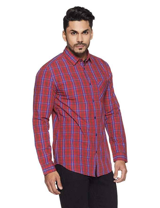Rs,1124/- Jack & Jones Men's Casual Shirt