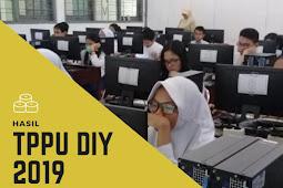 Download Hasil TPPU DIY Kabupaten Bantul Tahap 1 2019