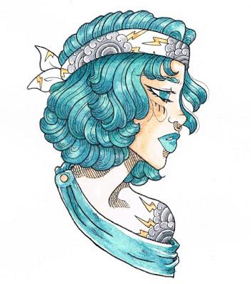 ilustración de Amàlia Rodríguez
