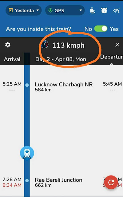 Best Railway Inquiry App for Android - Full Detail