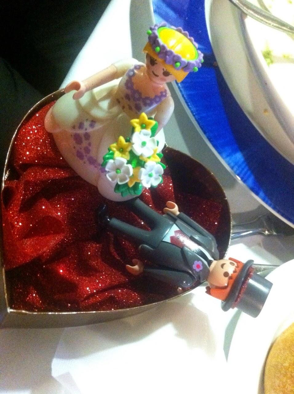 muñecos para bodas originales