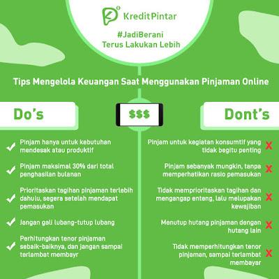 Tips menggunakan KTA Kredit Pintar