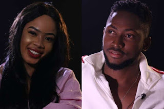 Entertainment: BBNaija 2018! Nina speaks on reported breakup with Miracle