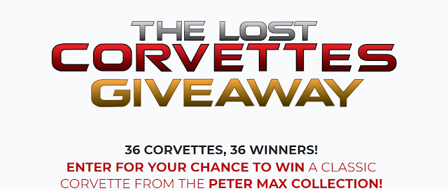 Corvette Heroes has partnered with The National Guard Educational Foundation to give you a chance to enter to win one of 36 classic Chevy Corvette vehicles!