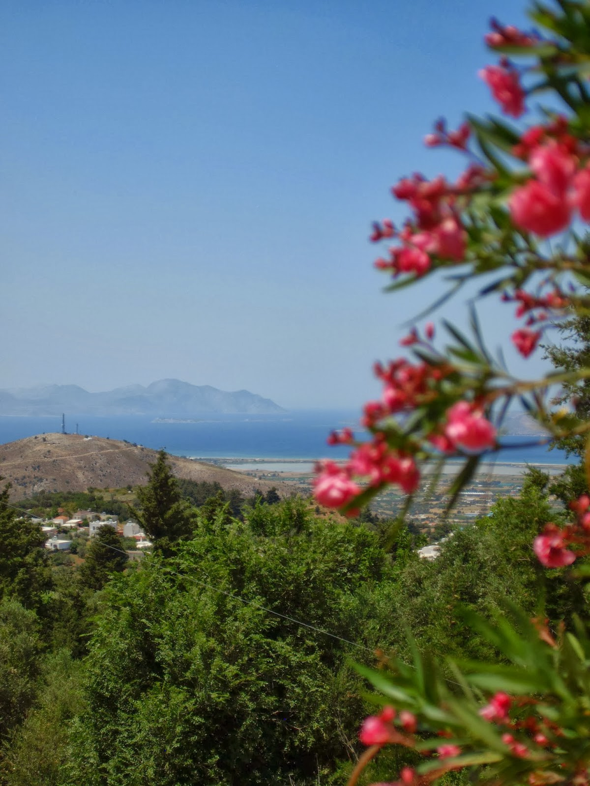 view to asia, view from greece to turkey, view from europe to asia, Kos, Greece, Europe, traditional church, view, mountain, zia, lambi, kos town, beautiful view, travel, travelling,