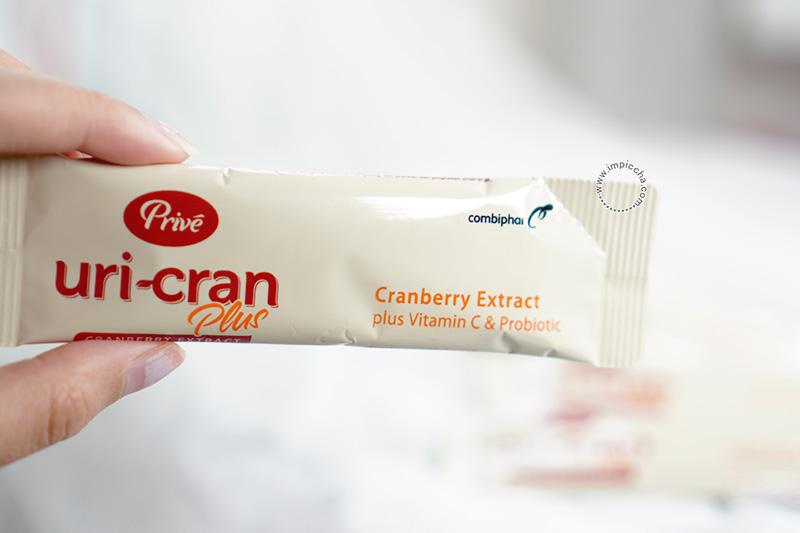 Prive Uri-cran - Cranberry