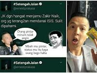 Efek Domino Zakir Naik, Netizen Mulai Boikot Produk Tolak Angin