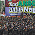 GP Ansor Jateng Siapkan 8000 Banser untuk Apel Kebangsaan