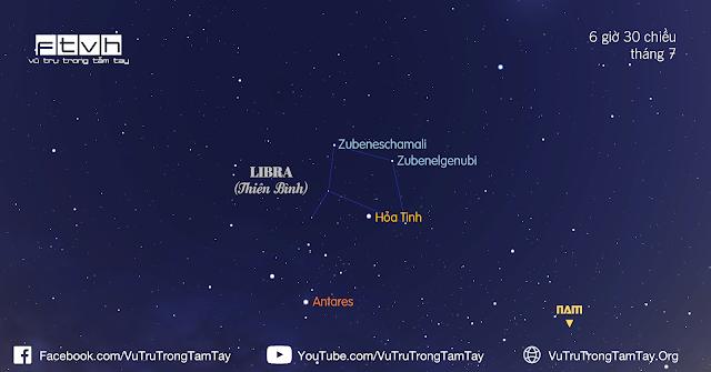 [Ftvh] #BầuTrờiĐêmNay 11/7/2016. Hãy tìm ra hai ngôi sao với tên rất độc đáo.