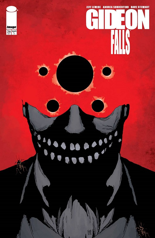 Cover of Gideon Falls #26