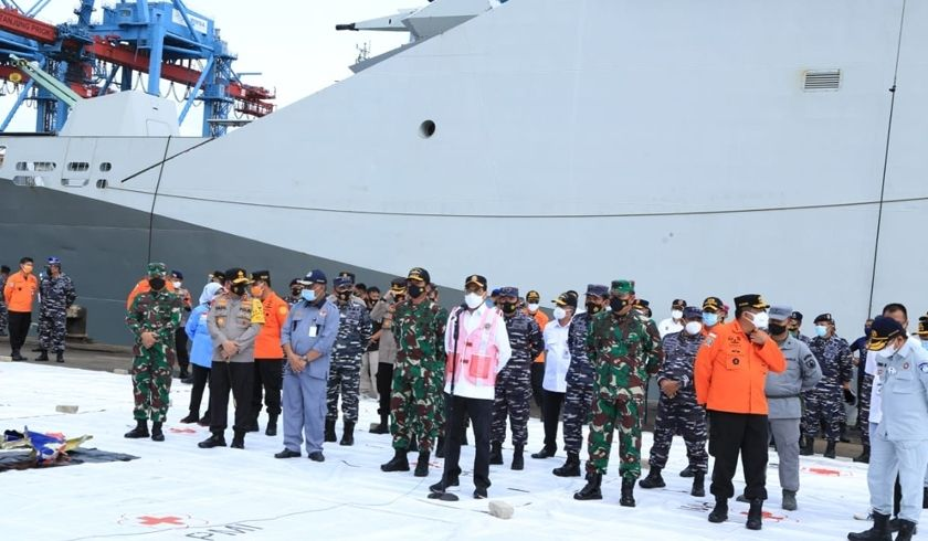 Captain Vincent Raditya Sebut Hal Mengerikan Ini Terjadi pada Sriwijaya Air dari Data Flightradar24