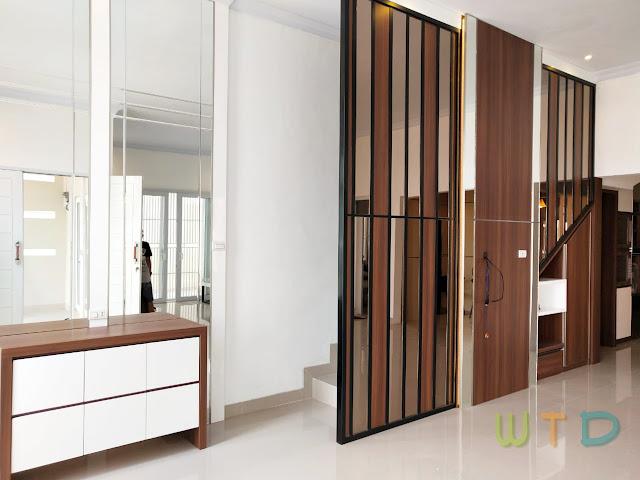 Desain ruang tamu keluarga modern minimalis