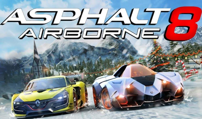 Games Gratis Download Android - Asphalt 8: Airborne