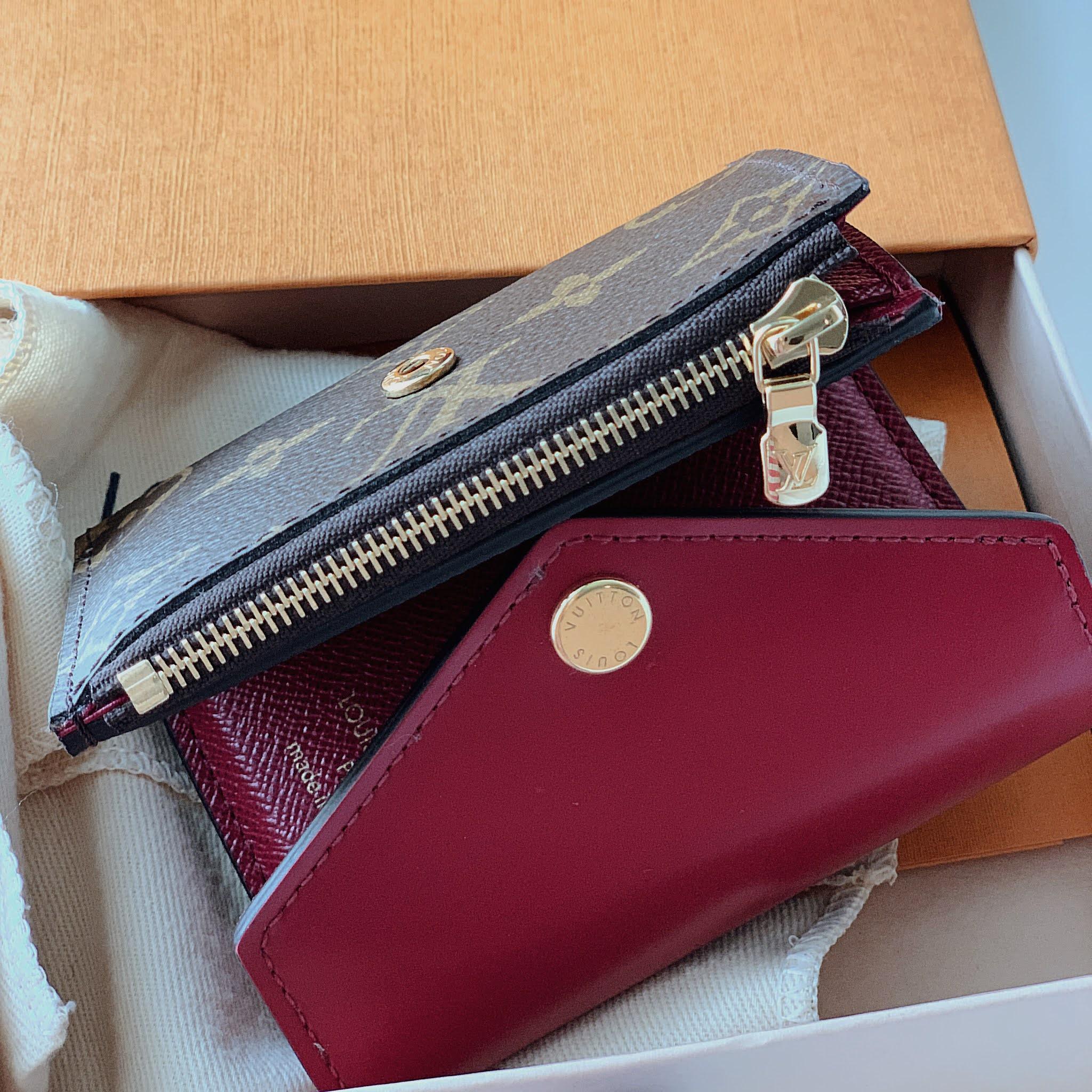 Louis Vuitton Zoe Wallet · LV小钱包