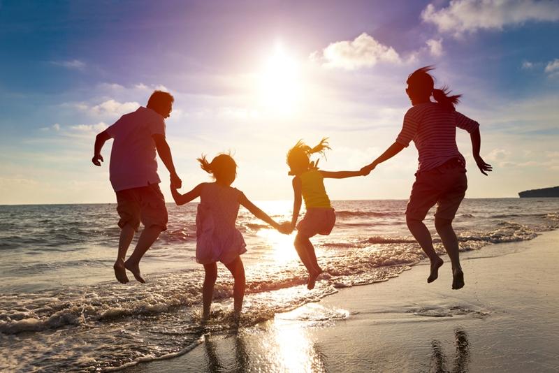 Çocuklu tatilin 9 püf noktası