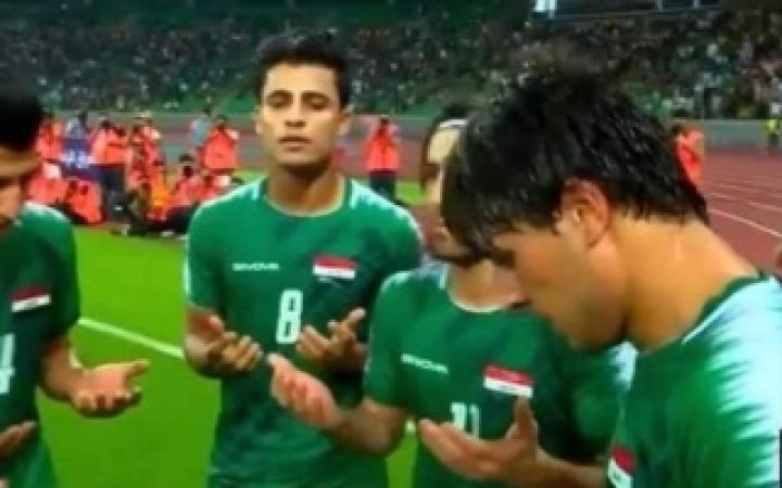 تقرير مباراة العراق وهونج كونج تصفيات كأس العالم