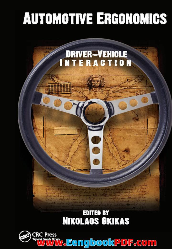 Automotive ergonomics driver vehicle interaction pdf