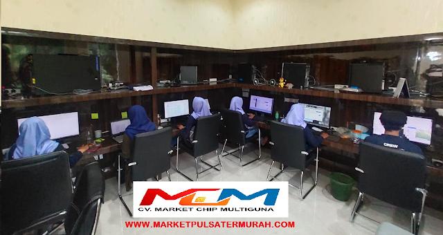 Market Pulsa Termurah dan Loket PPOB Bengkulu