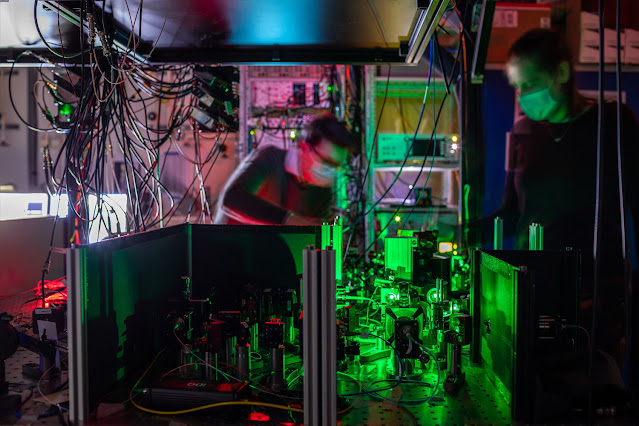 First entanglement-based quantum network established