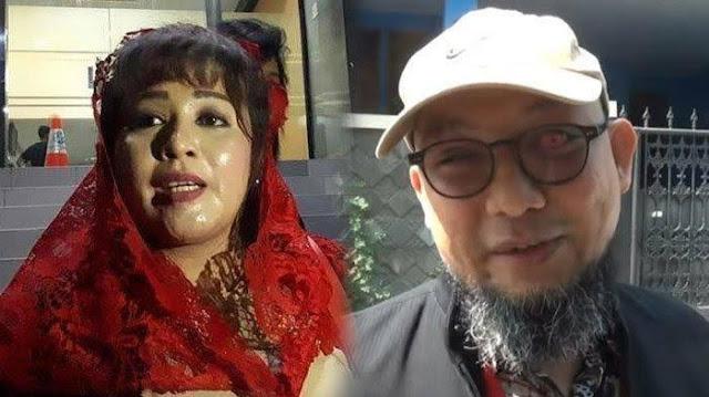 Heboh Dewi Tanjung Polisikan Novel Dinilai Pengalihan Isu Perppu KPK