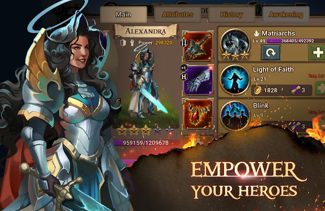 Download Chaos Lords Tactical RPG Mod Apk