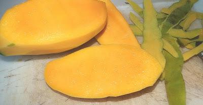 Khasiat buah mangga dalam masakan