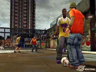 تحميل لعبة كرة قدم الشوارع Urban Freestyle Soccer للكمبيوتر مجانا