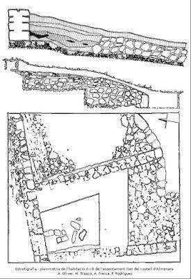 El jaciment iber de la muntanya del Castell d'Almenara
