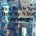 Acuatico Beach Resort's Light Up A Star Launching