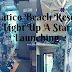 Acuatico Beach Resort's Light Up A Star Launching