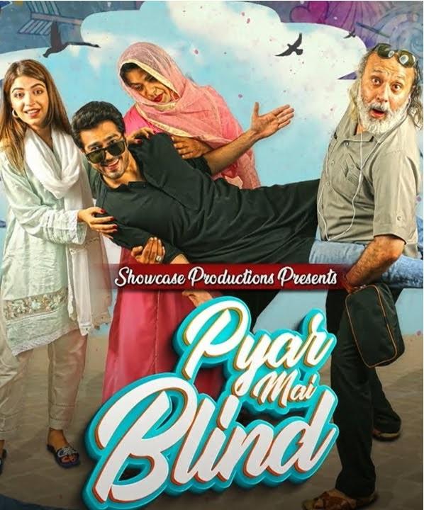 Pyar Mai Blind 2021 Urdu Telefilm 720p HDRip 300MB Download