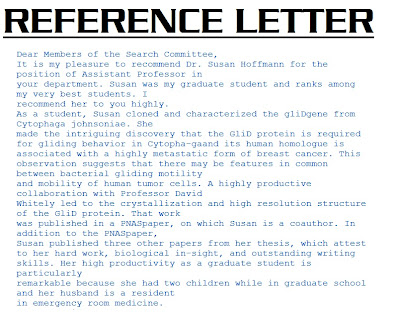 reference letters 3000 sample reference letter