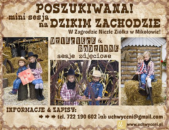 Kowboje w Zagrodzie!