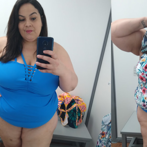 Affordable Summer Plus Size Swimwear