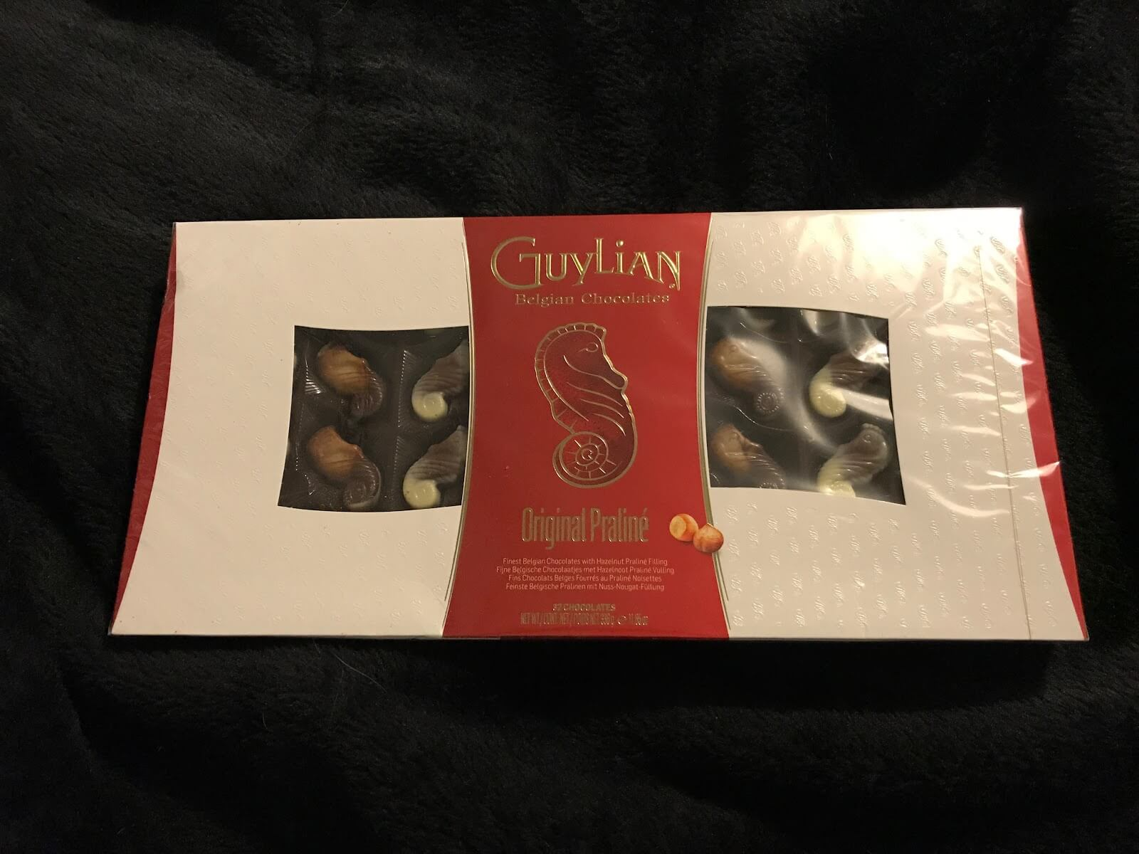 Guylian Chocolate Sea Horses