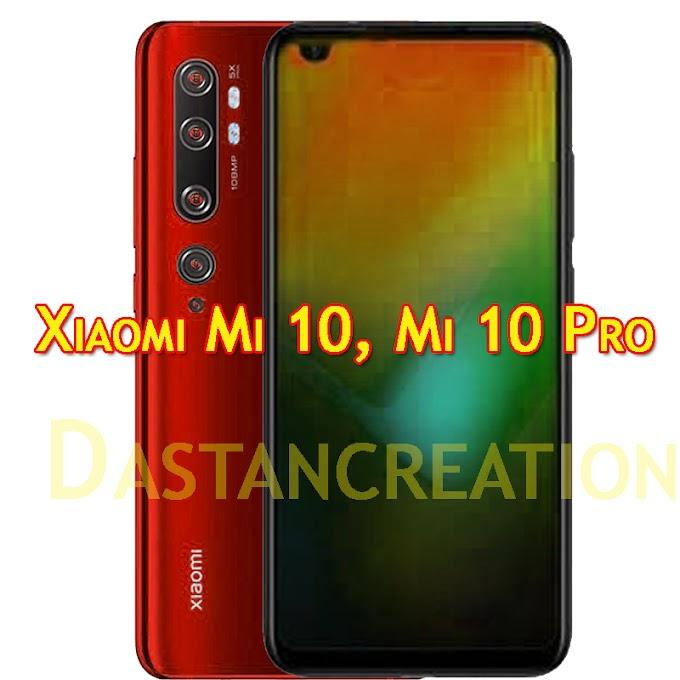 Xiaomi ने लोन्च किया 108 मेगापिक्स केमरे वाला Xiaomi Mi 10, Mi 10 Pro
