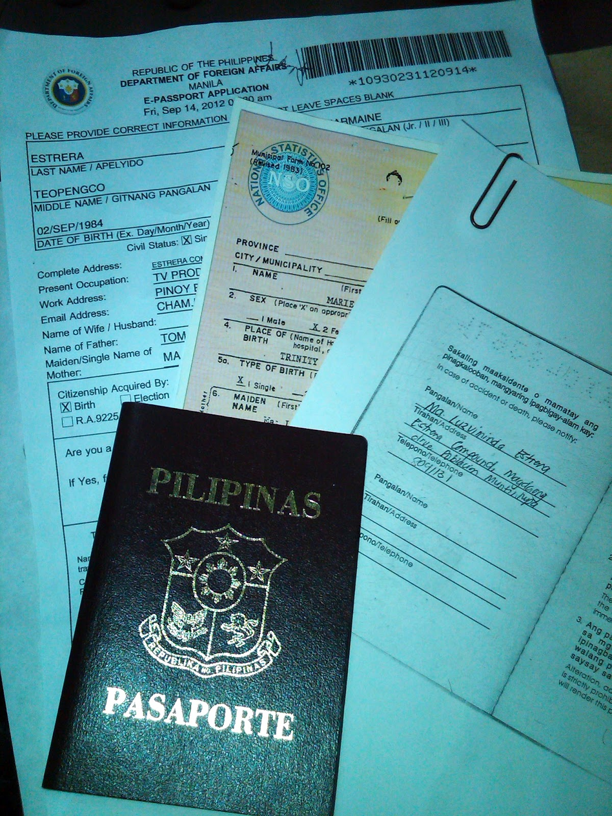 Image Result For Complete Guide To The Canadian Passport Application