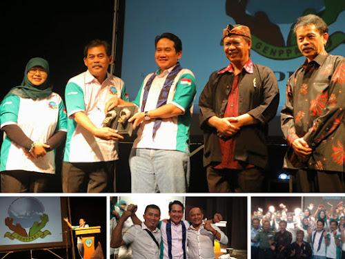 Pelantikan DPD Genpari Kota Tasikmalaya