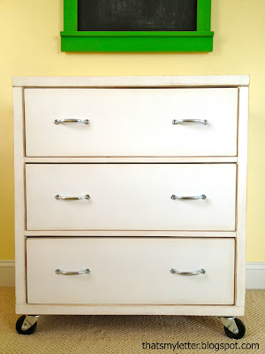 diy 3 drawer dresser
